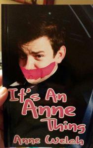 Anne's book cover