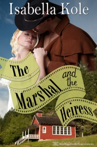 The Marshal and the Heiress_500x755